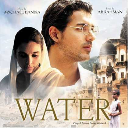 Bestselling Music (2006) - Water (Soundtrack) by Mychael Danna