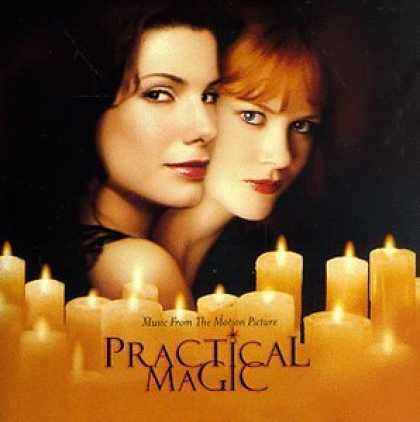 Bestselling Music (2006) - Practical Magic: Music From The Motion Picture by Various Artists