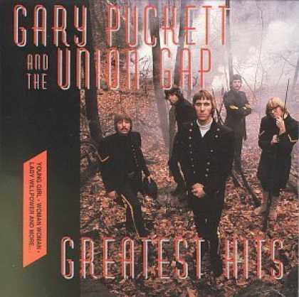 Bestselling Music (2006) - Gary Puckett & the Union Gap - Greatest Hits by Gary Puckett & the Union Gap