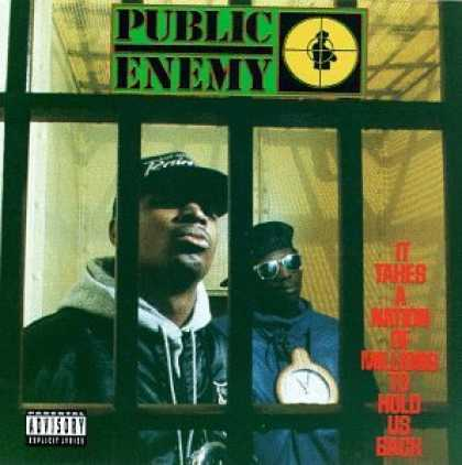 Bestselling Music (2006) - It Takes a Nation of Millions to Hold Us Back by Public Enemy