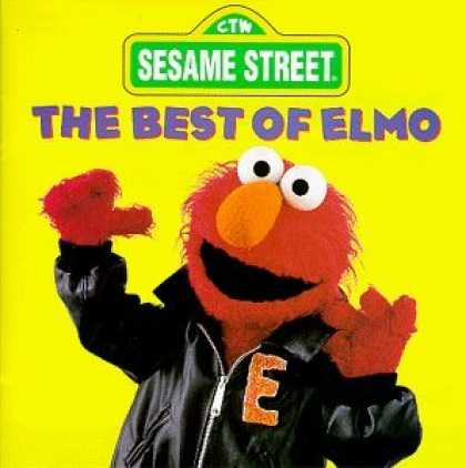 Bestselling Music (2006) - The Sesame Street: The Best of Elmo by Sesame Street