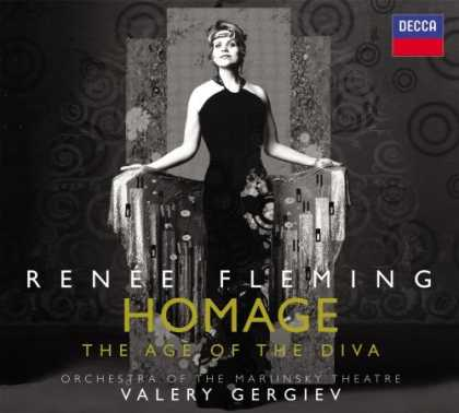 Bestselling Music (2006) - HOMAGE: The Age of the Diva by Renee Fleming