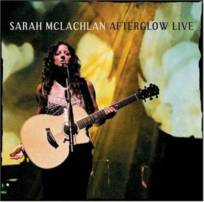 Bestselling Music (2006) - Afterglow Live (CD/DVD) by Sarah McLachlan