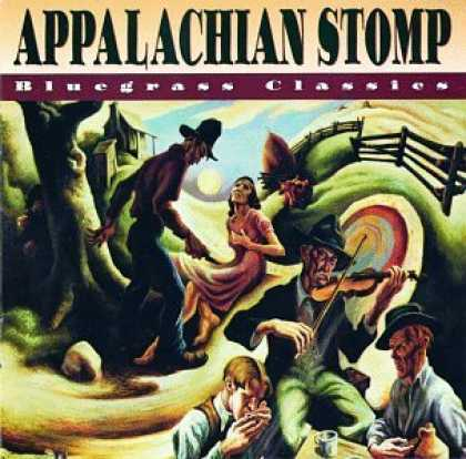 Bestselling Music (2006) - Appalachian Stomp: Bluegrass Classics by Various Artists