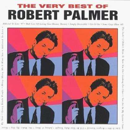 Bestselling Music (2006) - The Very Best of Robert Palmer by Robert Palmer