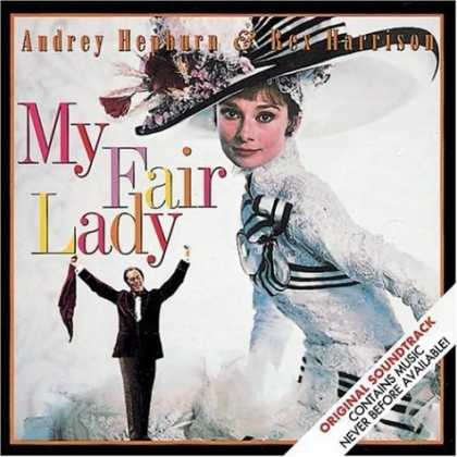 Bestselling Music (2006) - My Fair Lady (1964 Film Soundtrack) by Alan Jay Lerner
