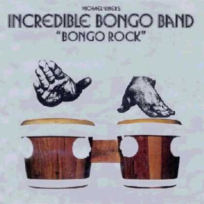 Bestselling Music (2006) - Bongo Rock by Incredible Bongo Band