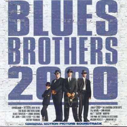 Bestselling Music (2006) - Blues Brothers 2000: Original Motion Picture Soundtrack by Blues Brothers