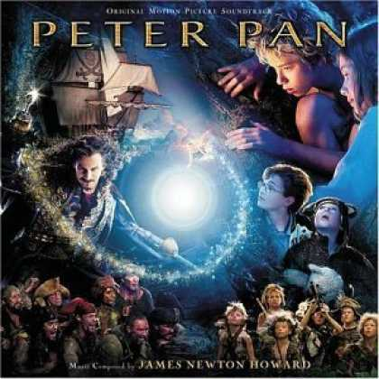 Bestselling Music (2006) - Peter Pan by James Newton Howard