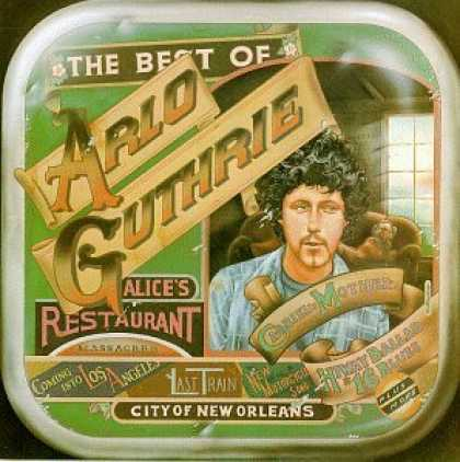 Bestselling Music (2006) - The Best of Arlo Guthrie by Arlo Guthrie