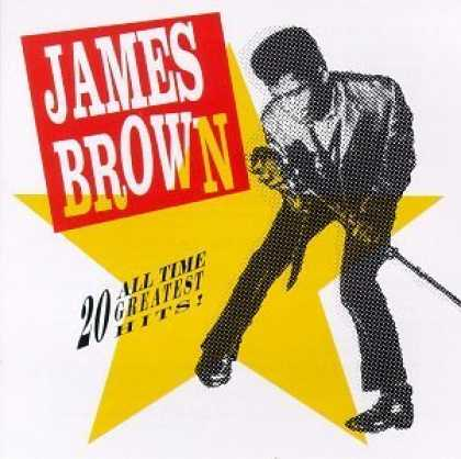 Bestselling Music (2006) - James Brown - 20 All-Time Greatest Hits! by James Brown