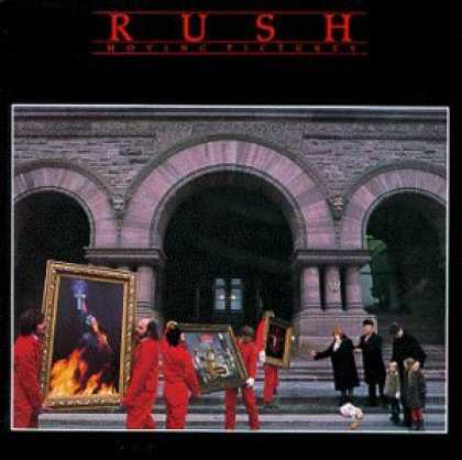 Bestselling Music (2006) - Moving Pictures by Rush