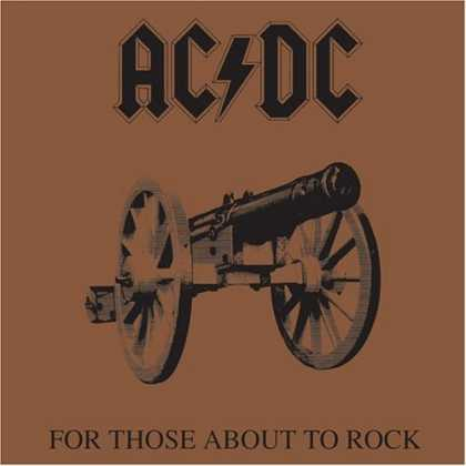Bestselling Music (2006) - For Those About to Rock We Salute You by AC/DC