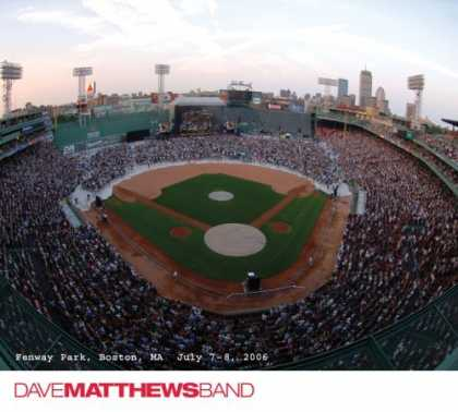 Bestselling Music (2006) - Live at Fenway Park, Boston MA by Dave Matthews