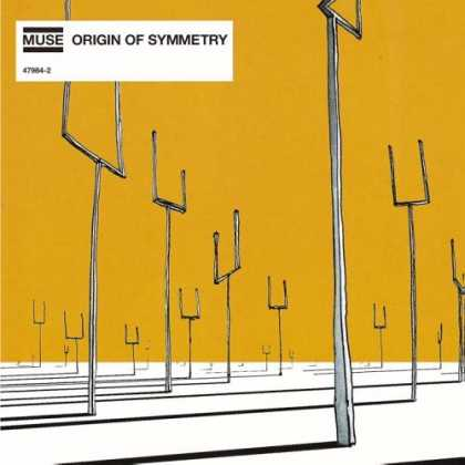 Bestselling Music (2006) - Origin of Symmetry by Muse