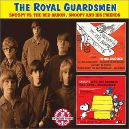 Bestselling Music (2006) - Snoopy Vs. the Red Baron/Snoopy & His Friends by The Royal Guardsmen