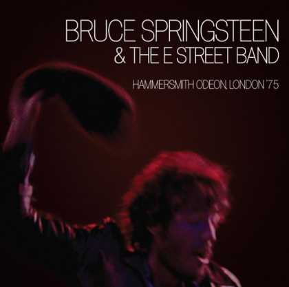 Bestselling Music (2006) - Hammersmith Odeon London '75 by Bruce Springsteen & the E Street Band