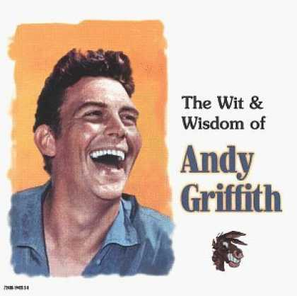 Bestselling Music (2006) - Wit & Wisdom of Andy Griffith by Andy Griffith