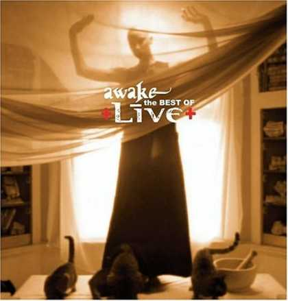 Bestselling Music (2006) - Awake: The Best of Live by Live