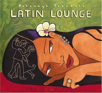 Bestselling Music (2006) - Putumayo Presents: Latin Lounge by Various Artists