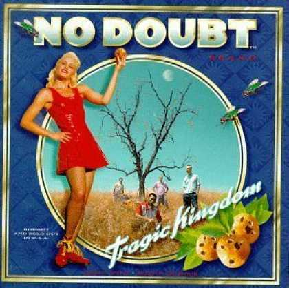 Bestselling Music (2006) - Tragic Kingdom by No Doubt