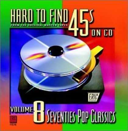 Bestselling Music (2006) - Hard-To-Find 45s on CD 8: 70s Pop Classics