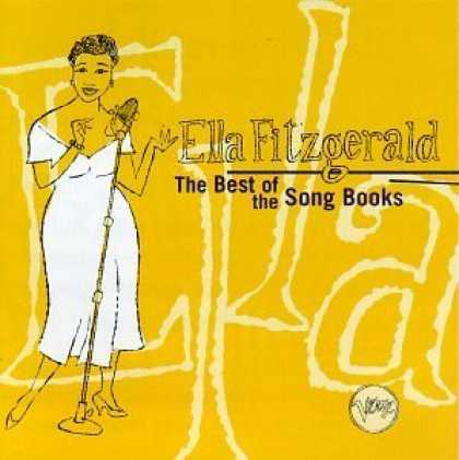 Bestselling Music (2006) - The Best of the Song Books by Ella Fitzgerald