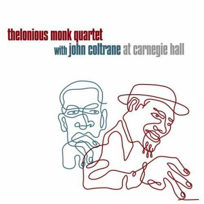 Bestselling Music (2006) - Thelonious Monk Quartet with John Coltrane at Carnegie Hall by Thelonious Monk