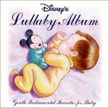 Bestselling Music (2006) - Disney's Lullaby Album by Fred Mollin