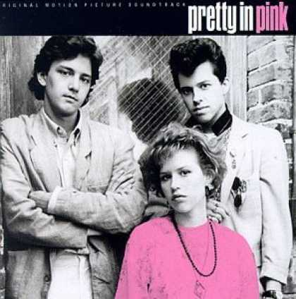 Bestselling Music (2006) - Pretty In Pink: Original Motion Picture Soundtrack by Various Artists
