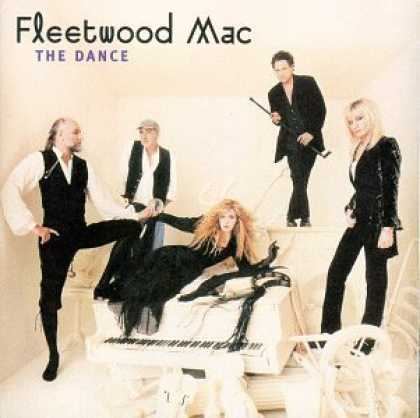 Bestselling Music (2006) - The Dance by Fleetwood Mac