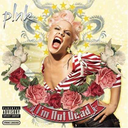 Bestselling Music (2006) - I'm Not Dead by Pink