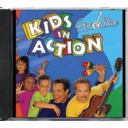 Bestselling Music (2006) - Kids In Action