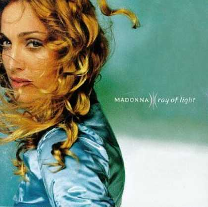 Bestselling Music (2006) - Ray of Light by Madonna