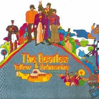 Bestselling Music (2006) - Yellow Submarine (Original Motion Picture Soundtrack) by The Beatles