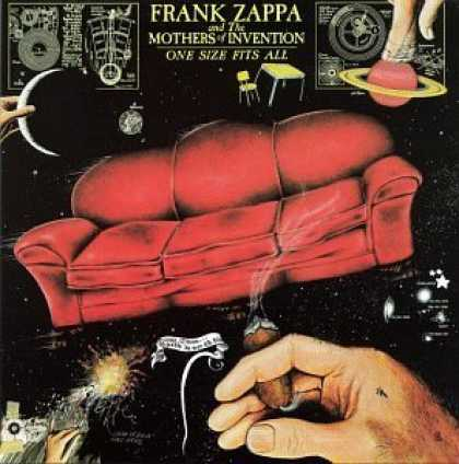 Bestselling Music (2006) - One Size Fits All by Frank Zappa & The Mothers Of Invention