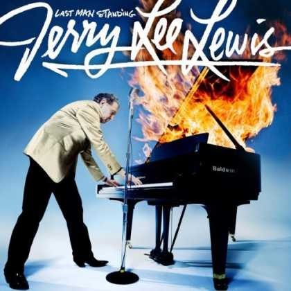 Bestselling Music (2006) - Last Man Standing by Jerry Lee Lewis