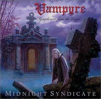 Bestselling Music (2006) - Vampyre : Symphonies from the Crypt