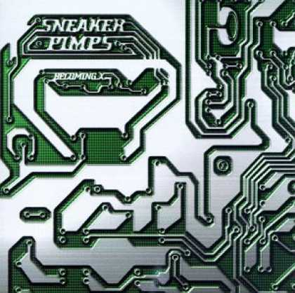 Bestselling Music (2006) - Becoming X by Sneaker Pimps