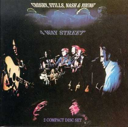 Bestselling Music (2006) - 4 Way Street by Crosby Stills Nash & Young