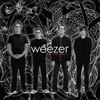 Bestselling Music (2006) - Make Believe by Weezer