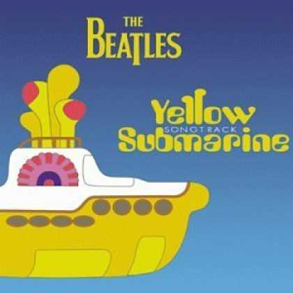 Bestselling Music (2006) - Yellow Submarine (Songtrack) by The Beatles