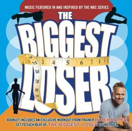 Bestselling Music (2006) - The Biggest Loser by Original Soundtrack