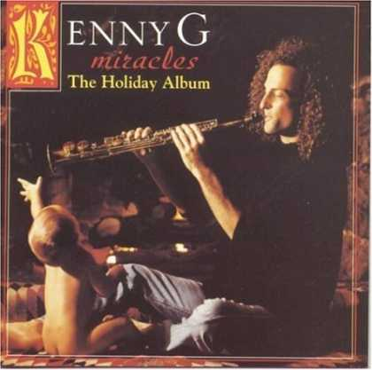 Bestselling Music (2006) - Miracles: The Holiday Album by Kenny G