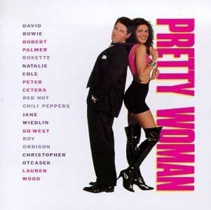 Bestselling Music (2006) - Pretty Woman (1990 Film) by Various Artists