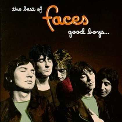 Bestselling Music (2006) - The Best Of Faces: Good Boys When They're Asleep by Faces