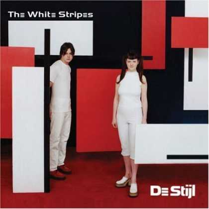 Bestselling Music (2006) - De Stijl by The White Stripes