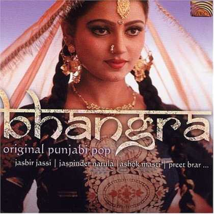 Bestselling Music (2006) - Bhangra: Original Punjabi Pop by Various Artists