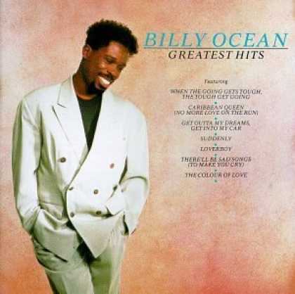 Bestselling Music (2006) - Billy Ocean - Greatest Hits by Billy Ocean