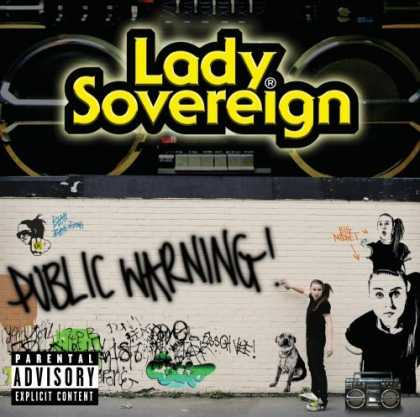 Bestselling Music (2006) - Public Warning by Lady Sovereign